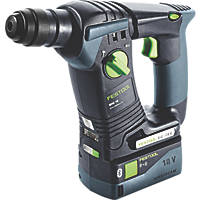 Festool BHC 18 Li 5.2 ASI GB 2.6kg 18V 5.2Ah Li-Ion Airstream Brushless Cordless SDS Plus Drill