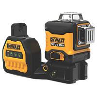 DeWalt DCE089NG18-XJ 12-18V Li-Ion XR Green Self-Levelling Multi-Line Laser - Bare