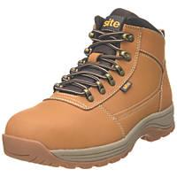 Site Amethyst   Safety Boots Sundance Size 8