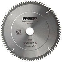 Erbauer TCT Saw Blade 250 x 30mm 80T