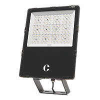 Collingwood  LED Industrial Floodlight Black 150W 17,100lm