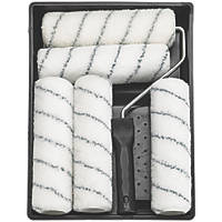 "No Nonsense 9"" Roller & Tray Set 7 Pieces"