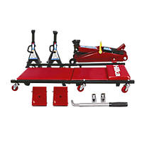 Hilka Pro-Craft 2 Tonne Combination Jack Kit 9 Piece Set