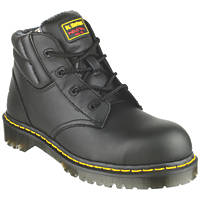 Dr Martens Icon 7B09   Safety Boots Black Size 8