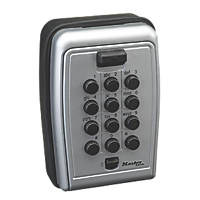 Master Lock Water-Resistant Combination Push Button Key Lock Box