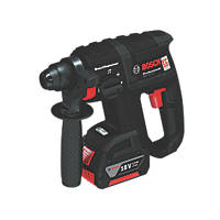 Bosch GBH 18V-EC Black  18V 3.0Ah Li-Ion  Cordless Brushless SDS Plus Drill