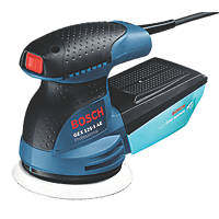 Bosch GEX 125-1AE 125mm  Electric Random Orbit Sander 230V