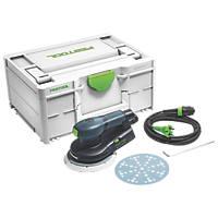 Festool 576323 150mm Brushless Electric Random Orbit Sander 240V