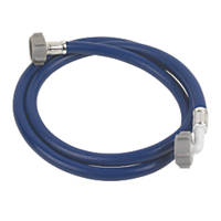 Washing Machine Hose Blue 1.5m x ¾""