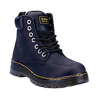 Dr Martens Winch   Non Safety Boots Black Size 6