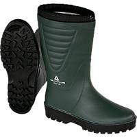 Delta Plus FROSTOBVE44   Non Safety Wellies Green-Black Size 10