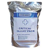 Wallace Cameron 1020241 Critical Injury Kit 10 Pieces