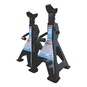 3 Ton 3 Tonne Super Heavy Duty Professional Axle Stands **PAIR**