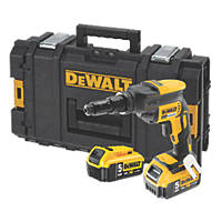 DeWalt DCF622P2-GB 18V 5.0Ah Li-Ion XR Brushless Cordless Self-Drilling TEK Screwdriver