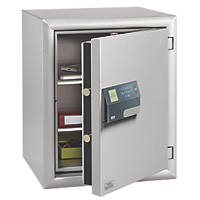 Burg-Wachter Diplomat Waterproof Fingerprint & Electronic Combination Safe 96Ltr