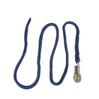 Kerbl Deluxe Lead Rope Blue Navy / Pastel Blue 2m