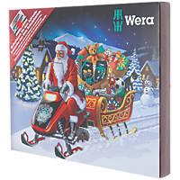 Wera Advent Calendar Screwdriver Set 26 Pieces