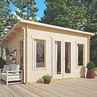 Rowlinson Sanctuary Cabin 4.4 x 3.4m