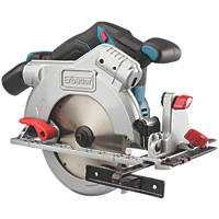 Erbauer ECS18-Li 165mm 18V Li-Ion EXT Brushless Cordless Circular Saw - Bare