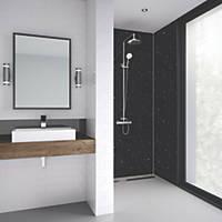 Splashwall Laminate Panel Gloss Moon Dust 900 x 2440 x 11mm