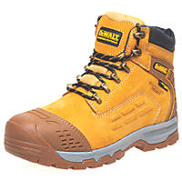 DeWalt Defiance   Safety Boots Honey Size 12