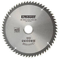 Erbauer TCT Saw Blade 216 x 30mm 60T
