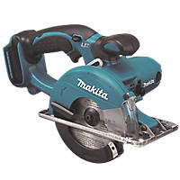 Makita DCS550Z 136mm 18V Li-Ion LXT  Cordless Metal-Cutting Saw - Bare