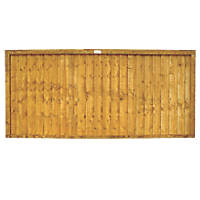 Forest  Closeboard  Fence Panels 6 x 3' Pack of 9