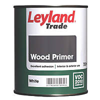 Leyland Trade Wood Primer Undercoat 750ml