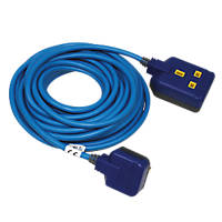 Masterplug  13A 1-Gang  Extension Lead 10m