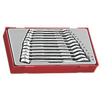 Teng Tools  Combination Metric Anti-Slip Spanner Set 12 Pieces