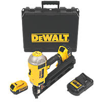 DeWalt DCN692P2-GB 90mm 18V 5.0Ah Li-Ion XR Brushless First Fix Cordless Nail Gun