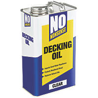 No Nonsense Decking Oil