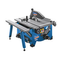 Scheppach HS80 210mm  Electric Tilt Arbor Table Saw 240V