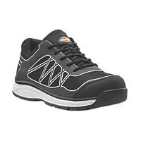 Dickies Phoenix   Safety Trainers Grey / White Size 9