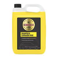 Simoniz Car Shampoo and Wax 5Ltr