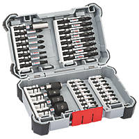 "Bosch  ¼"" Hex Shank Mixed Impact Control Screwdriver Bit Set 36 Pieces"
