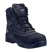 Magnum Broadside 8.0 Metal Free  Safety Boots Black Size 10