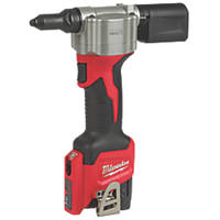 Milwaukee M12 BPRT-201X 12V Li-Ion RedLithium  Cordless Pop Rivet Gun
