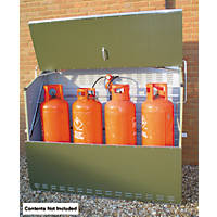 "Trimetals Senturion 447 LP Gas Cylinder Store 6' 0 x 2' 0 x 5' 0"""
