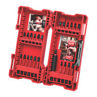 Milwaukee Mixed Shockwave Bit Set 24 Pieces