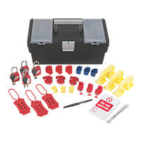 Deluxe Commercial Lockout Kit
