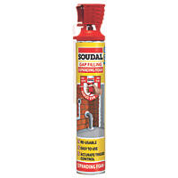 Soudal Gap Filling Foam Hand-Held 750ml