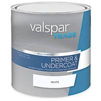 Valspar Trade Primer & Undercoat 2.5Ltr