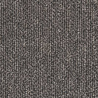 Distinctive Flooring Trident Carpet Tiles Dark Grey 20 Pcs