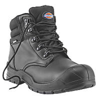 Dickies Trenton   Safety Boots Black Size 8