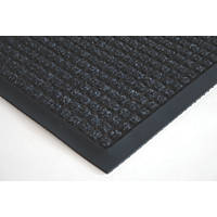 COBA Europe WH010003 Heavy Duty Super Dry Entrance Mat Black 1500mm x 850mm