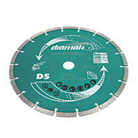 Makita Masonry/Stone Segmented Diamond Blade 230 x 22.23mm