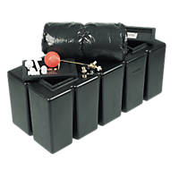 Polytank Loft Tank Kit 42gallon (UK) 1185 x 503 x 503mm