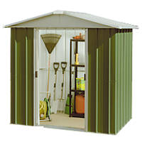 Yardmaster  Sliding Door Shed  6 x 4' (Nominal)
